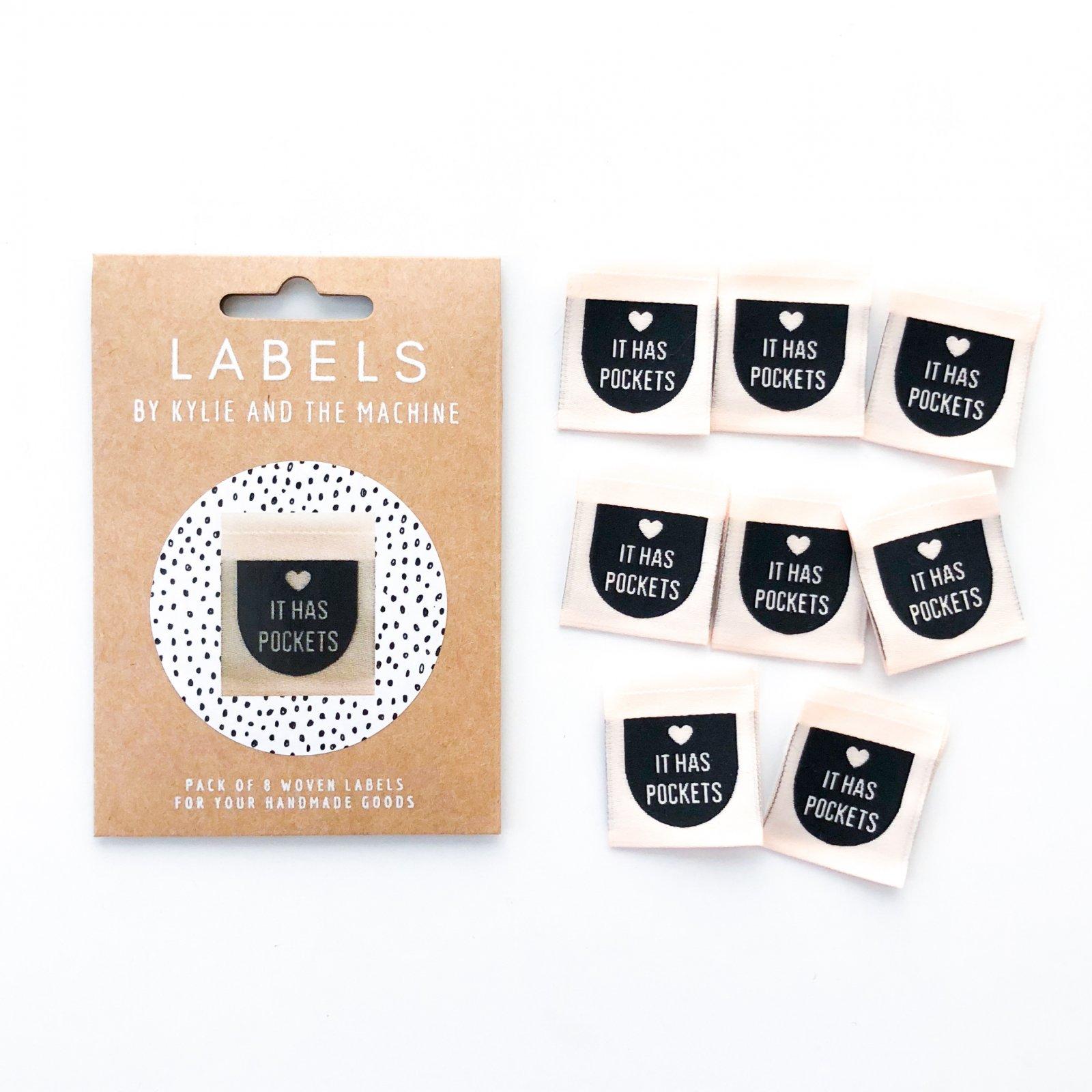 Garment Labels - It Has Pockets