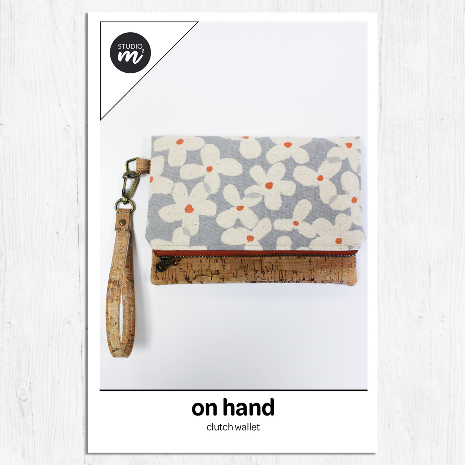 Studio M Squared - On Hand Clutch Wallet