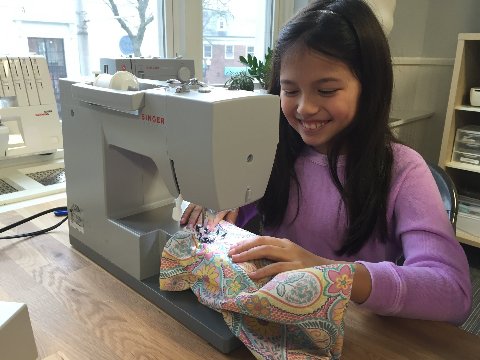 Saturday Sewing Course For Kids Ages 13 Late Spring Session