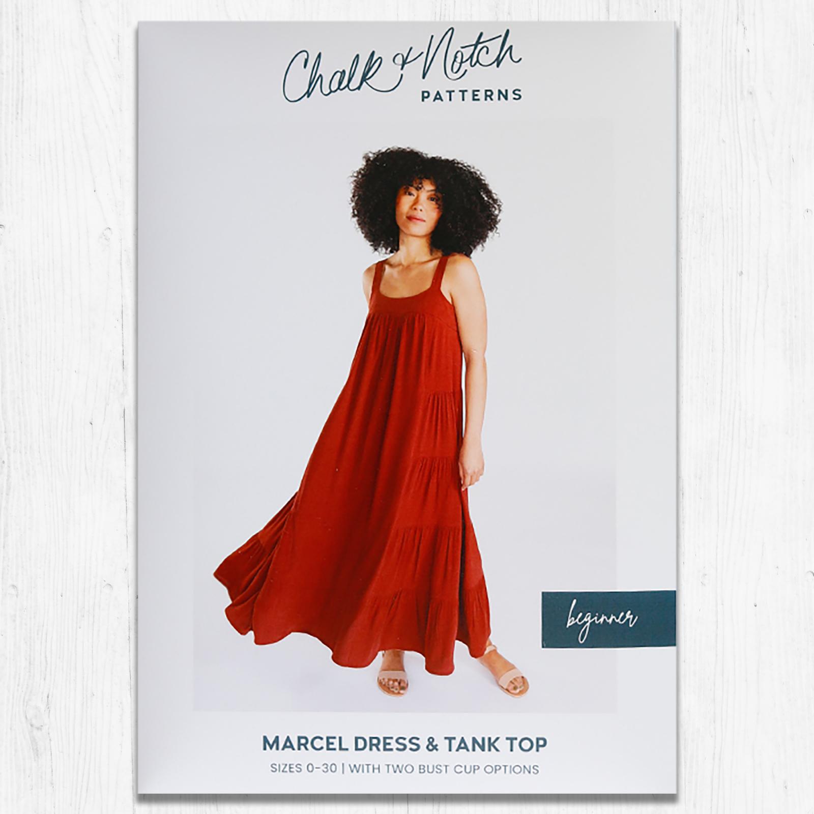 Chalk & Notch - Marcel Dress & Tank Top