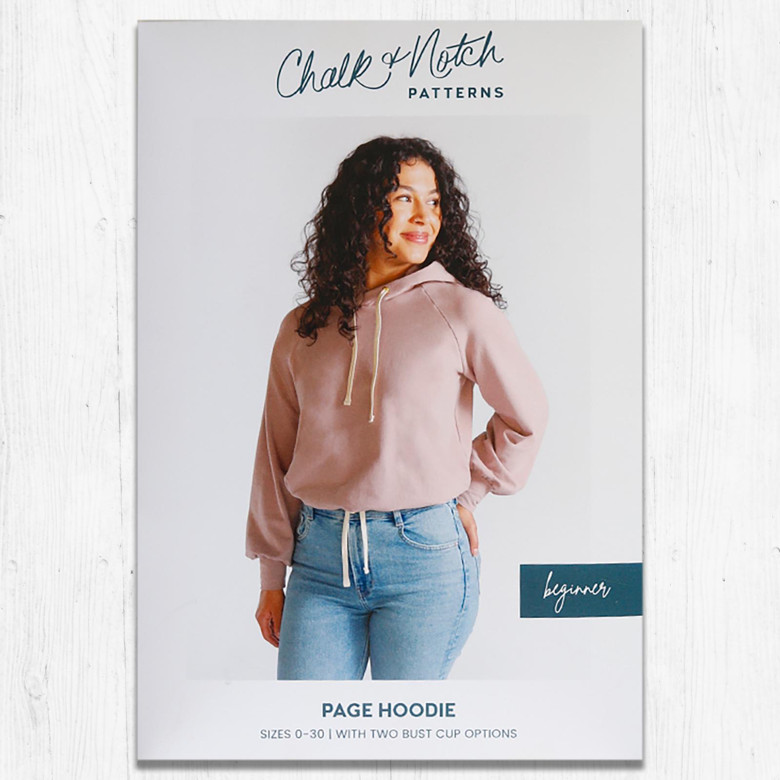 Chalk & Notch - Page Hoodie