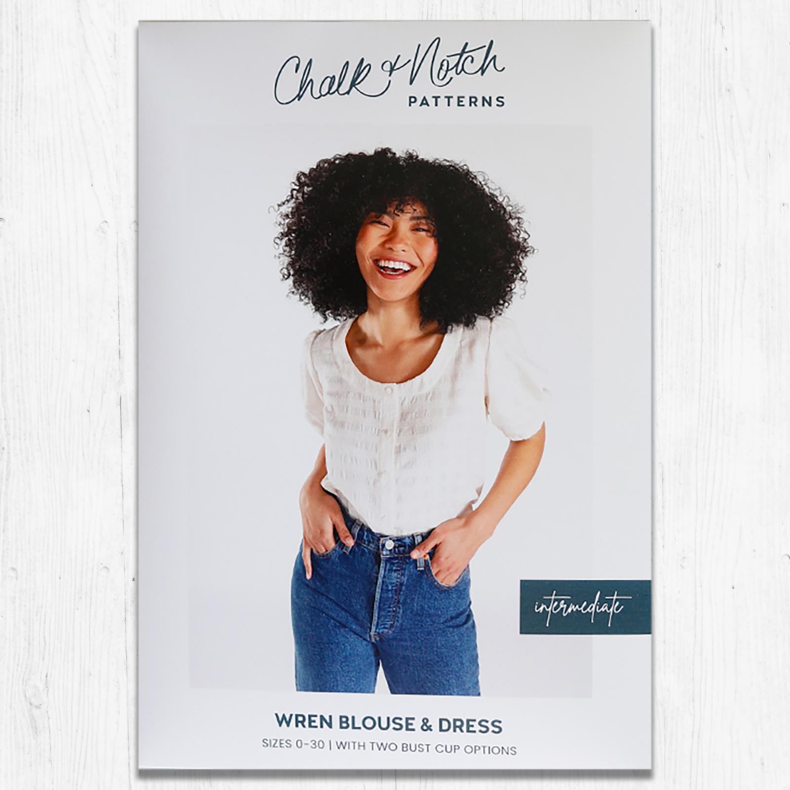 Chalk & Notch - Wren Blouse and Dress
