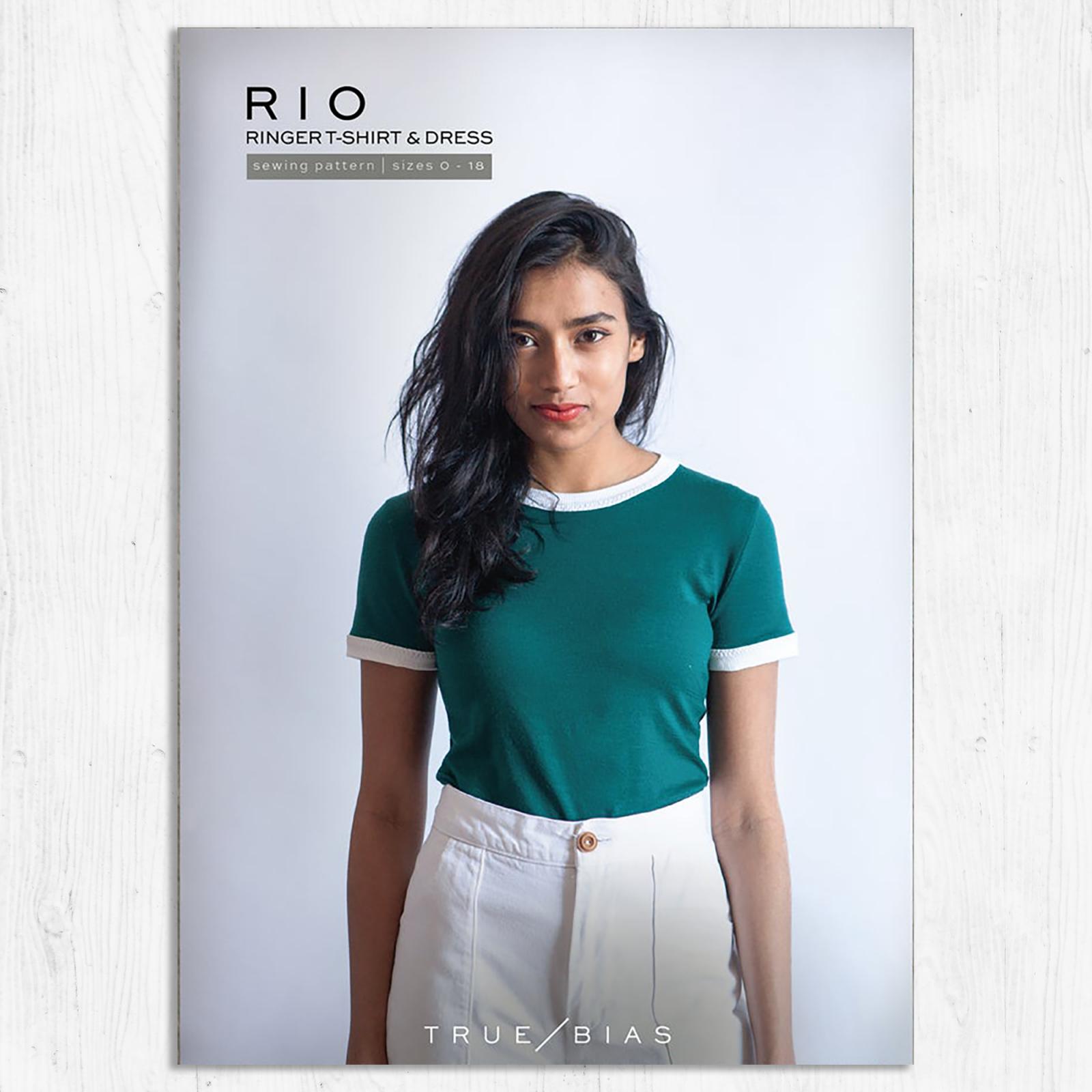 True Bias - Rio T-shirt and Dress