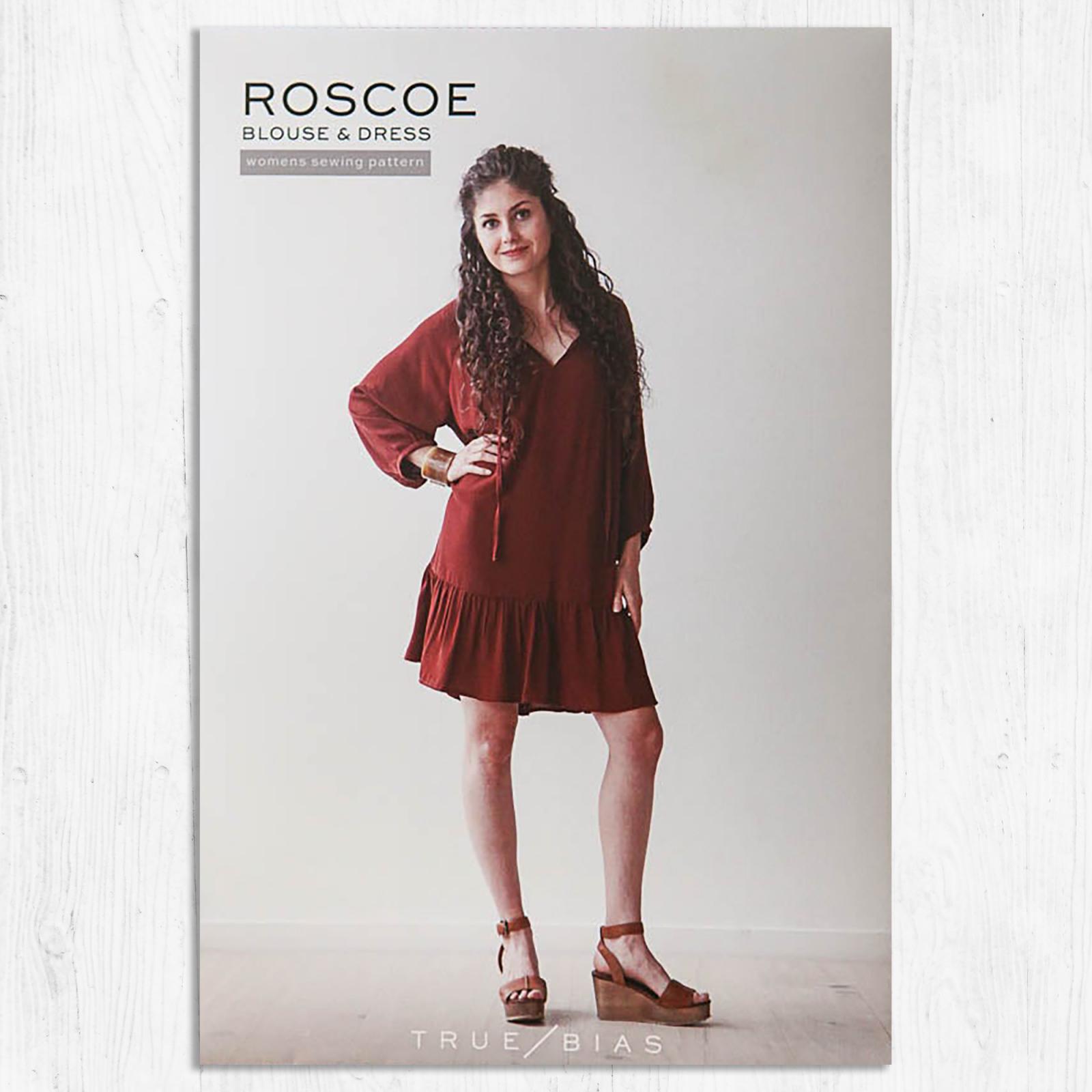 True Bias - Roscoe Dress + Blouse