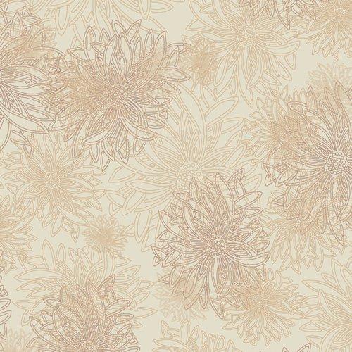 Floral Elements - Sand