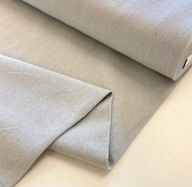 French Sashiko Pairie Cloth - Blue Dust