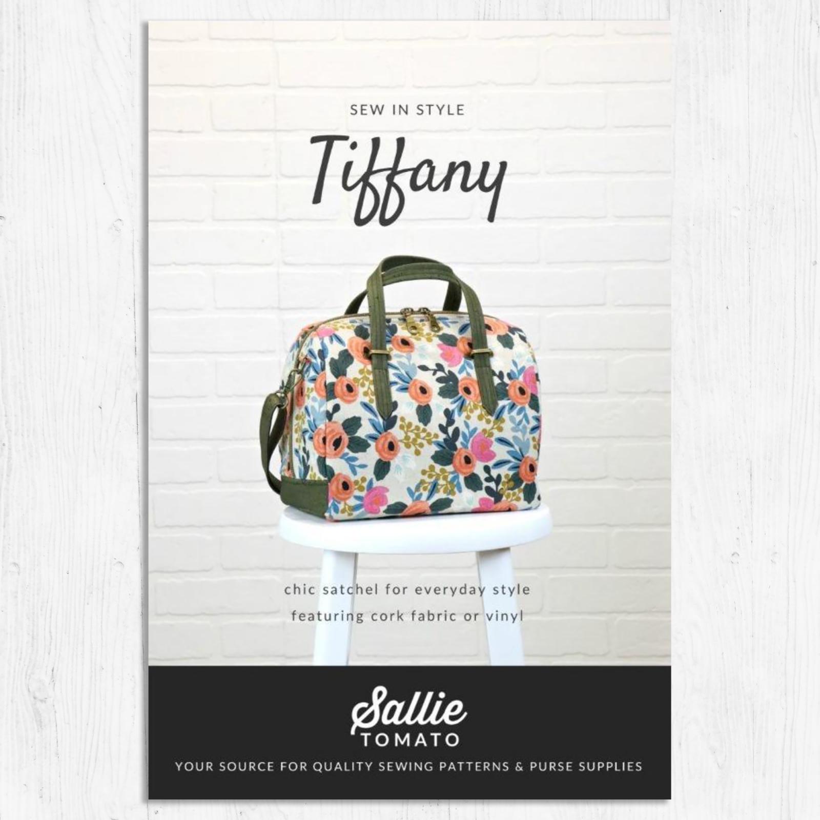 Sallie Tomato - Tiffany Bag