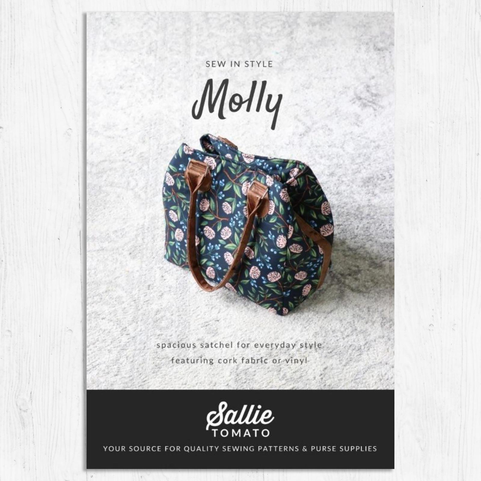 Sallie Tomato- Molly Bag Pattern