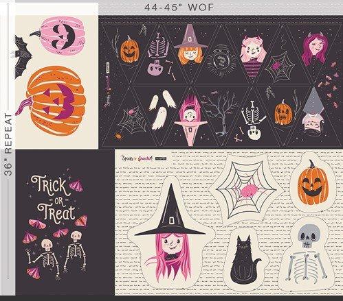 Spooky 'n Sweeter - Sweet Haunting Panel