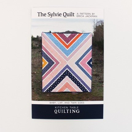Kitchen Table Quilting - The Sylvie Quilt