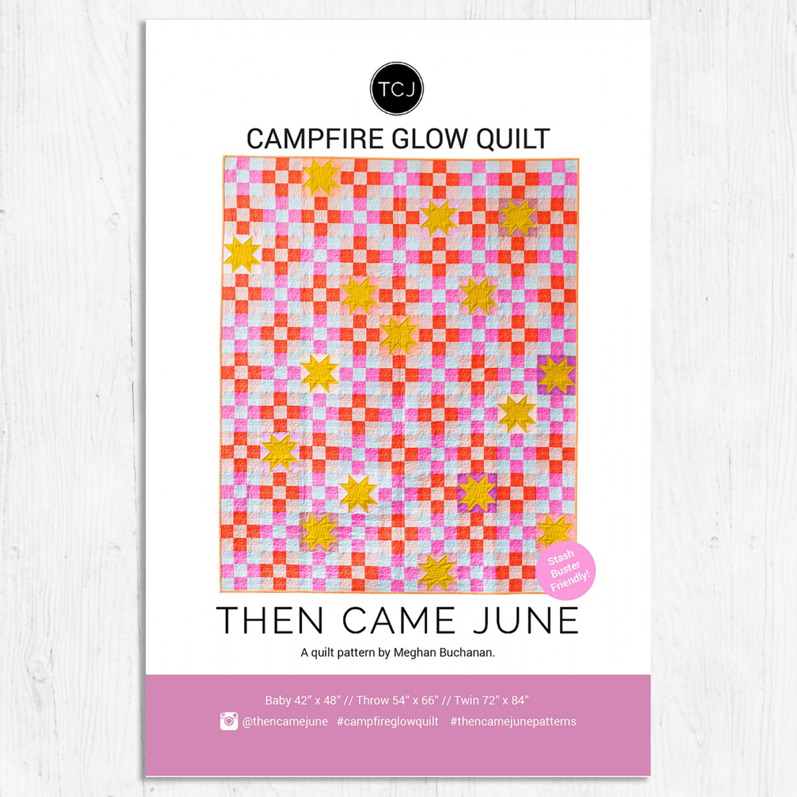 Then Came June - Campfire Glow Quilt