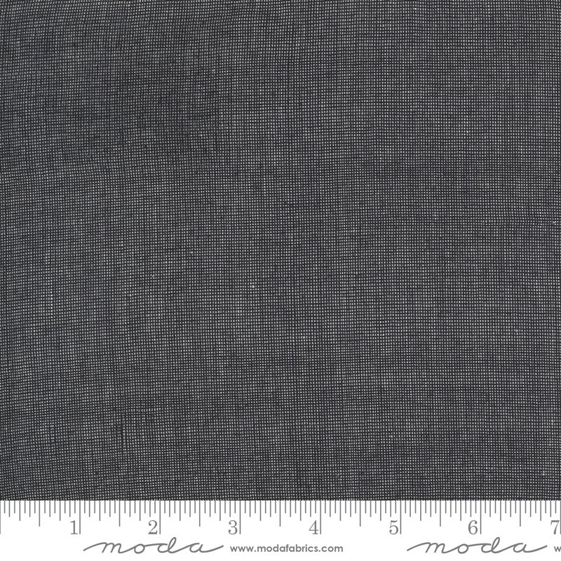 Low Volume Wovens - Weave Charcoal