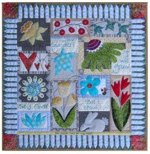 In My Garden Quilt Book FIX