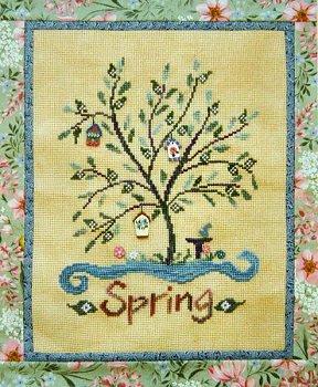 Spring Tree House