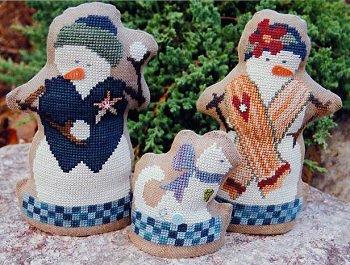 Snow Family II