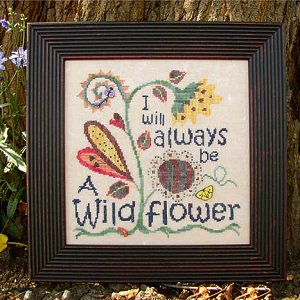 I Will Always be a Wildflower