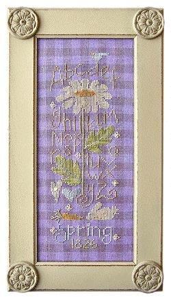Sadie Stuart: Spring Flower Sampler