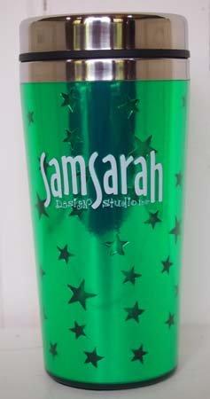 SamSarah Coffee Tumbler