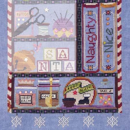 Santa's Cabinet: Naughty or Nice?