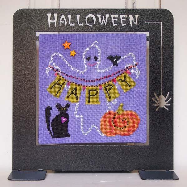 Halloween Happy and Katydids & Coneflowers FIX