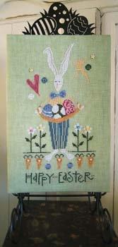 6 Easter Egg Header