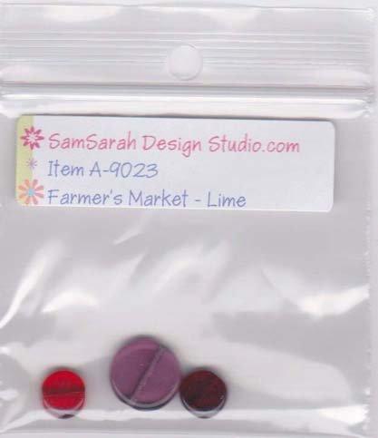 Packet: Farmer's Market Lime