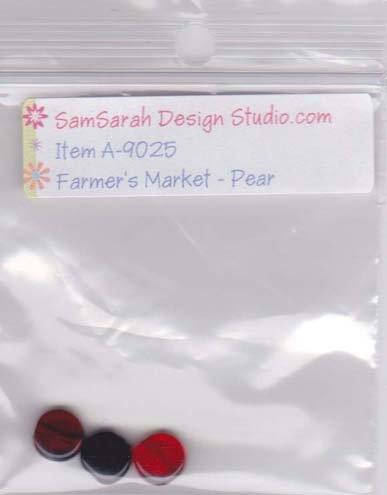 Packet: Farmer's Market Pear