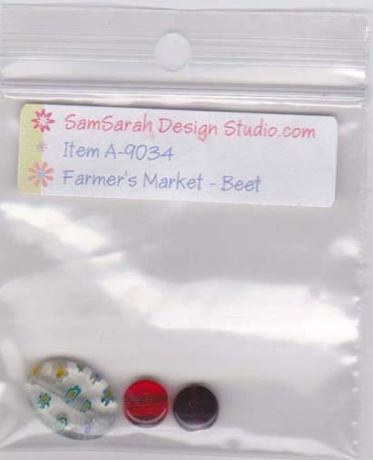 Packet: Farmer's Market Beet