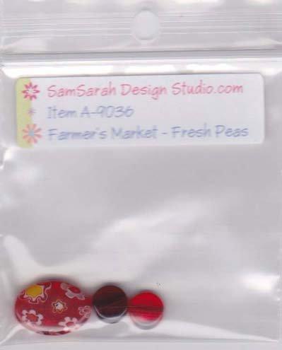 Packet: Farmer's Market Peas