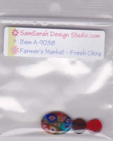Packet: Farmer's Market Okra