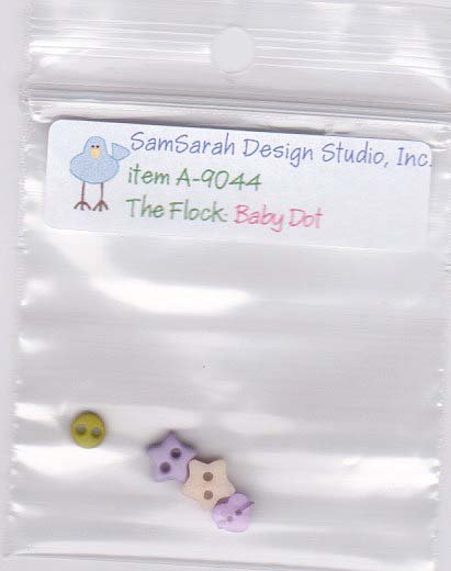 Packet: The Flock Baby Dot