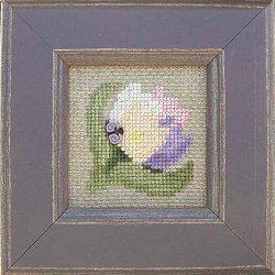 Pearls Frame: Sugar Plum