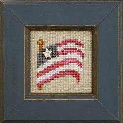 Pearls of the Month: Old Glory!