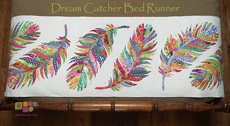 Dream Catcher, Bed Runner