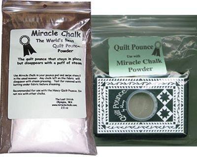 Miracle Chalk an pounce pad