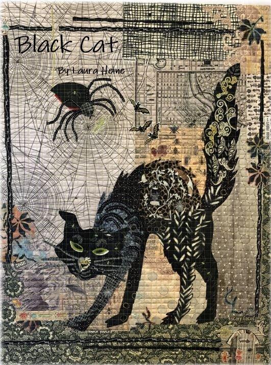 Laura Heine - Black Cat