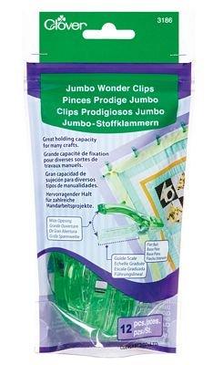Jumbo Wonder Clips