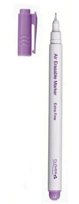 Clover Air Erasable Marker Purple