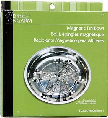 Dritz Longarm Magnetic Parts Tray 6