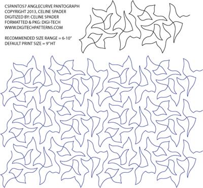 Pantograph Anglecurve