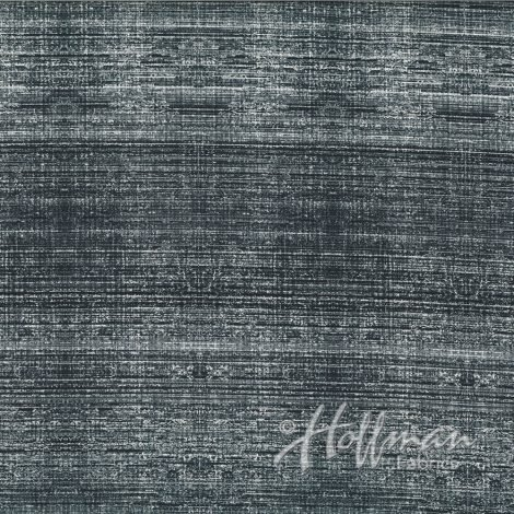 Hoffman Digitally printed fabric Gray