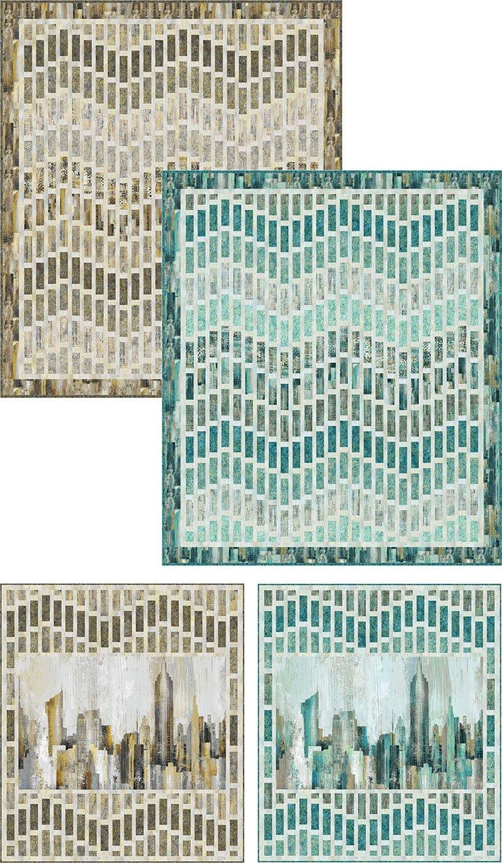 Cityscape Pattern