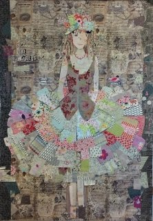 Laura Heine - Collage Glam Clam