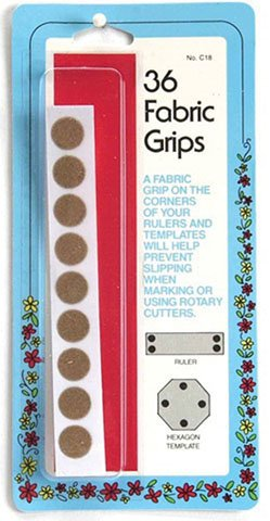 Fabric Grips for rulers