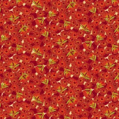 UNDER THE AUSTRALIAN SUN flowering gum red multi