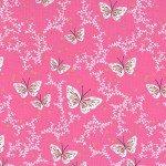 Michael Miller Sprinkling butterflies pink