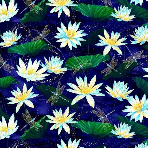 Moonlight Serenade water lilies 5454