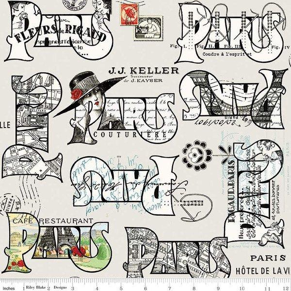 Couturiere Parisienne Cartes Postales Gray