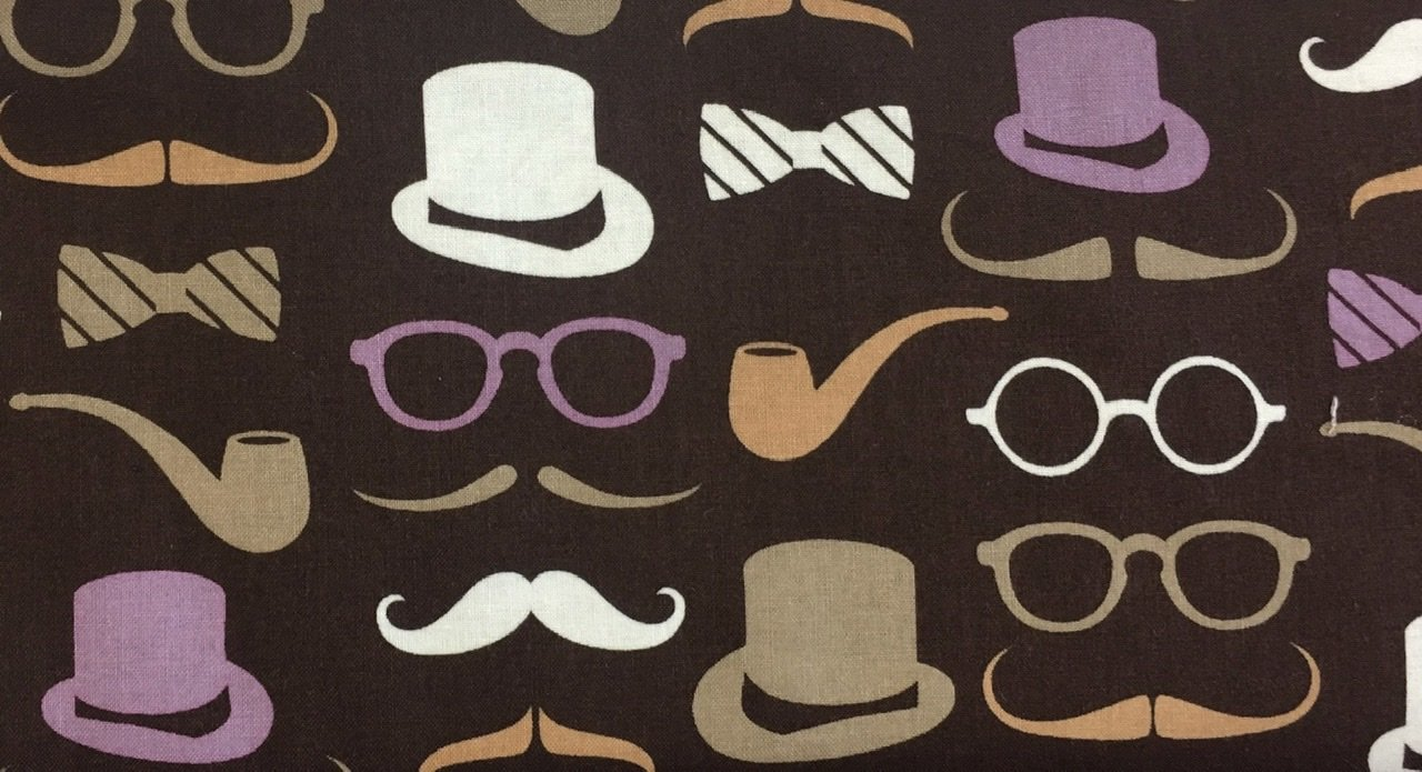 Mister Retro hats and faces on wine