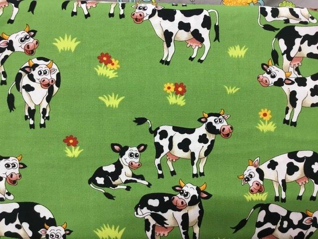 Farm Fun cows